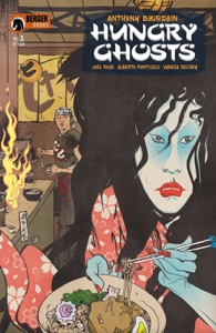 Hungry Ghosts #1