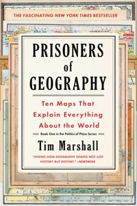 Prisoners of Geography Copertina del libro