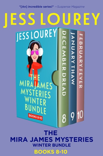 Jess Lourey - The Mira James Mysteries Winter Bundle: Books 8-10 (December, January, February)