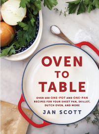 Oven to Table book