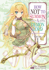 How NOT to Summon a Demon Lord: Volume 1 book