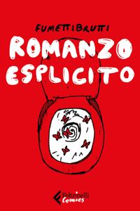 Romanzo esplicito Libro Cover