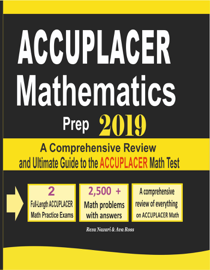 Accuplacer Mathematics Prep 2019