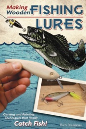 Download and Read Online Making Wooden Fishing Lures