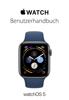 Apple Inc. - Apple Watch-Benutzerhandbuch Grafik
