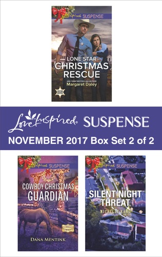 Margaret Daley, Dana Mentink & Michelle Karl - Harlequin Love Inspired Suspense November 2017 - Box Set 2 of 2