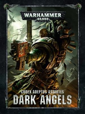 Games Workshop - Codex: Dark Angels book