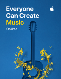 Everyone Can Create: Music book