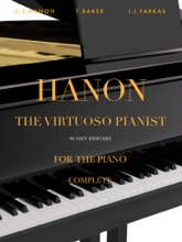 Hanon - The Virtuoso Pianist In 60 Exercises - Complete