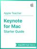 Apple Education - Keynote for Mac Starter Starter Guide macOS High Sierra artwork