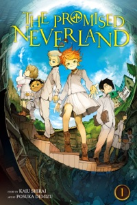 The Promised Neverland, Vol. 1 Book Cover