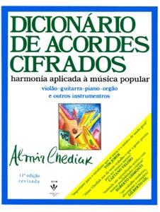 Dicionário de acordes cifrados Book Cover