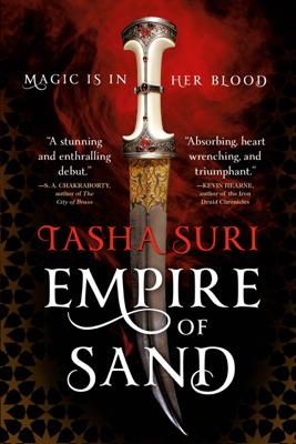 Empire of Sand - Tasha Suri book
