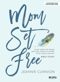 MOM SET FREE - BIBLE STUDY EBOOK
