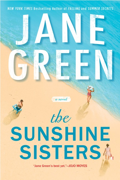 The Sunshine Sisters - Jane Green book cover