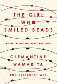 The Girl Who Smiled Beads book