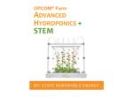 OPCOM Farm Advanced Hydroponics