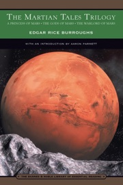 THE MARTIAN TALES TRILOGY (BARNES & NOBLE LIBRARY OF ESSENTIAL READING)