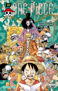 One Piece - Édition originale - Tome 81 La couverture du livre martien