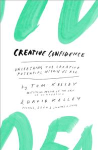 Creative Confidence La couverture du livre martien