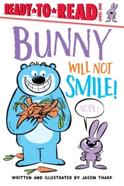 Bunny Will Not Smile