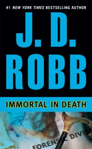 Immortal in Death Book Cover