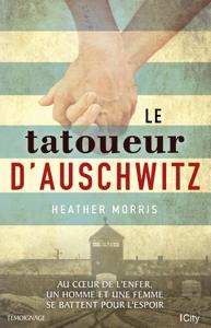 Le tatoueur d'Auschwitz Couverture de livre