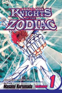 Knights of the Zodiac (Saint Seiya), Vol. 1 Book Cover