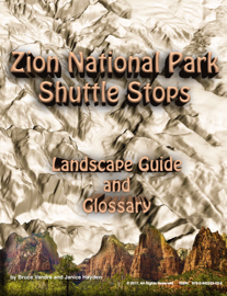 Zion National Park Shuttle Stops Landscape Guide and Glossary