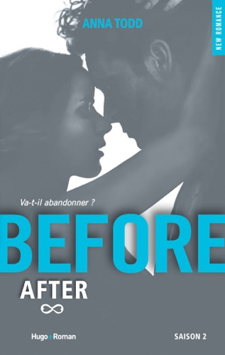 Anna Todd - Before Saison 2