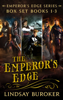 Lindsay Buroker - The Emperor's Edge Collection, Books 1-3  artwork