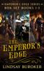 Lindsay Buroker - The Emperor's Edge Collection, Books 1-3  artwork