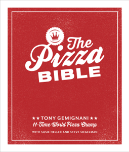 The Pizza Bible Book Cover