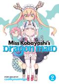 Miss Kobayashi's Dragon Maid Vol. 2