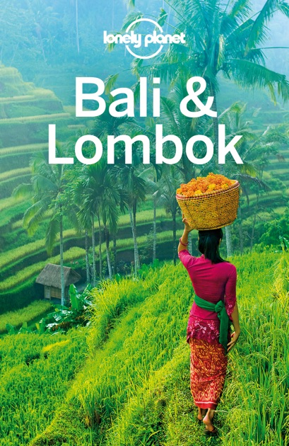 'Bali & Lombok Travel Guide' van Lonely Planet in iBooks
