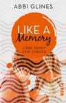 Like A Memory  Liebe Kennt Kein Zurck