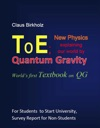 ToE New Physics Explaining Our World By Quantum Gravity