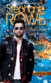 A Real Cowboy Loves Forever - Stephanie Rowe by  Stephanie Rowe PDF Download