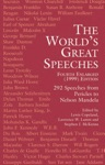 The Worlds Great Speeches