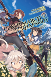 Death March to the Parallel World Rhapsody, Vol. 7 (light novel) PDF Download