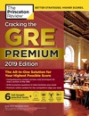 Cracking The GRE Premium Edition With 6 Practice Tests 2019
