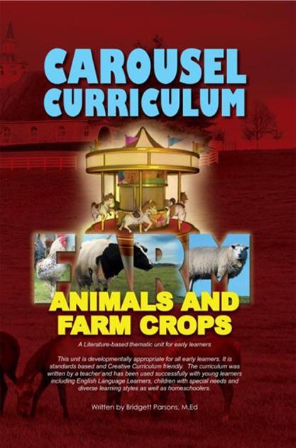 CAROUSEL CURRICULUM JUNGLE ANIMALS