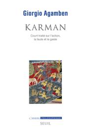 Karman Court traité sur l'action, la faute et le geste