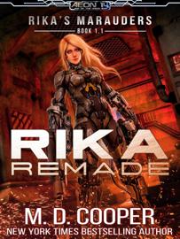 Rika Remade book