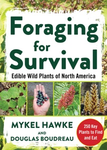 Foraging for Survival Book Cover