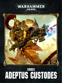 Codex: Adeptus Custodes Enhanced Edition