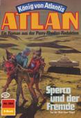 Atlan 354: Spercon und der Fremde