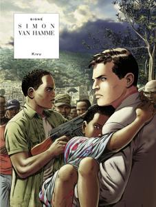 Kivu La couverture du livre martien