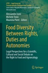 Food Diversity Between Rights Duties And Autonomies