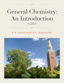 General Chemistry: An Introduction book